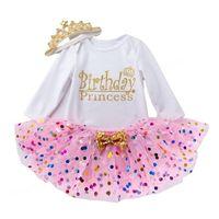 Girl's Dresses Infantil Dress For Girls Birthday Party Wedding Lace Tutu Girl Baby Princess Vestidos Christmas Costume