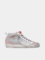 새로운 출시 중순 성당 하이 슈 탑 스니커즈 이탈리아 클래식 화이트 DOOL DIRTY 디자이너 남자 여성 신발 뱀 가죽 인쇄 가죽