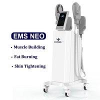 Hiemt emslim neo máquina ems muscle building stimulator rf emagrecimento corpo contorno tesla gordura dispositivo de queima