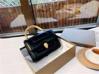 Bolsas de diseñador Señoras Calidad de lujo Bolso de hombro Bolsos Bolsos Bolsos Carteras Cabeza de serpiente Embellecido con piedra de lámina de piel de cordero Material Moda Moda Moda