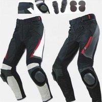 Pantaloni da equitazione per moto Four Seasons universale Anti-caduta e caldi Pantaloni da corsa per attrezzature per motocicli