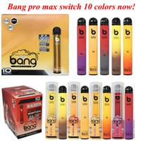 Bang Pro Max Switch cigarettes Disposable Vapes Pen Device 8...
