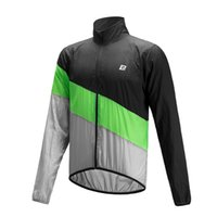 ROCKBROS Cycling Quick-drying Jackets Jersey Windbreaker Men's Long-sleeved Coat Sunscreen Bicycle Outdoor Riding Equipment