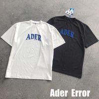 3D Stickerei Buchstaben T-Shirt Männer Frauen T-Stück Tops