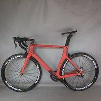 2021 سيراف دراجة الكربون ايرو الطريق كامل الدراجة مع shimagroupoupeet mavic الألومنيوم WNO R7000 كعوب الكربون دراجة TT-X2 PT032C