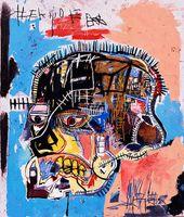 Pintura al óleo de la decoración del hogar del cráneo de la cabeza en la lona Handcraft / HD Lámina Arte de la pared Personalización es aceptable 21071415
