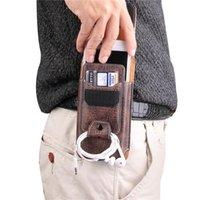 휴대 전화 파우치 Blackview BV6900 BV9600E BV900 BV9000 BV5500 BV5800 Pro 허리 팩 벨트 클립 포켓
