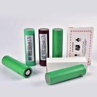 100% Yüksek Kalite 25R 18650 Pil 2500 mAh Şarj Edilebilir Lityum Piller ECIG Kutusu Modları için Deşarj