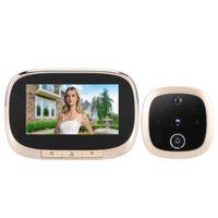 4.3-inç IPS LCD Ekran Maison Intercomunicador W2 Wifi Video Kapı Zili Telefon Uzaktan İzleme Interkom Kapı Görüntüleyici Alarm Telefonları
