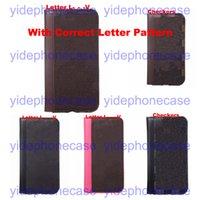 المصنع مباشرة مصمم الحالات الهاتف محفظة جلدية القضية لفون 11 12Pro ماكس XR XS 7 8 زائد غطاء كلاسيكي