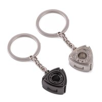 Porte-clés Rotor Rotary Wankel Rotor pour Mazda RX7 RX8 2 3 6 Atenza Axela Keychain Turbo ACCESSOIRES DE TURBO PIÈCES CLÉ