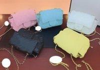 2021 حقيبة فاخرة المرأة أزياء الكتف سلسلة مصمم رسول حقائب عالية الجودة أجراس