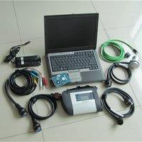MB STAR DIAGNOSTIC C4 avec le plus récent logiciel V2021.06 HDD 320GB avec D630 pour ordinateur portable d'occasion Dell PRÊT AU TRAVAIL