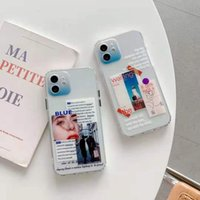 TPU 전화 케이스 도매 iPhone 12 12Pro 11 7 8 Plus XS XSmax Motorola Moto G30 / G10 Samsung S21FE A11 A10S A21S A12 APP 패키지가있는 안티 - 가을 보호 커버