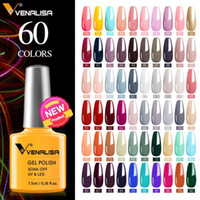 Nail Gel Luxury Color Polish Lacquer Soak Off UV LED Long Lasting Varnish Good Price Super
