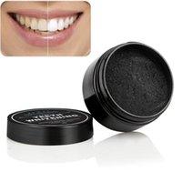 Пищевые сорта зубов порошок древесный уголь зубов отбеливающие продукты чистящие зубы с активированным углем черного угля порошок