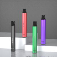 Hzko Idol 일회용 포드 전자 담배 장치 키트 600 퍼프 500mAh 배터리 프리 쿼리 3ml 담배 vape 펜 VS 플러스 바 스틱