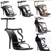 Sandali classici di alta qualità con tacchi a spillo di alta qualità scarpe da donna scarpe da donna con scatola