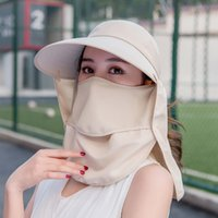8 Colors Collapsible Visors All- around Wind- proof UV- proof S...