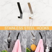 Hooks & Rails Bathroom El Pendant Family Towel Hook Dress Garment Peg Hangers Coat Hat Rack