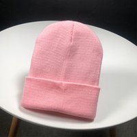 hat beanie Autumn and Winter Classic unisex Same Fluorescent Color Knitted 2021 new top quality fashion trendy soft warm comfortable cute factory sale lovely