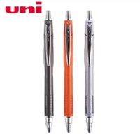 Ballpoint Pens 6 Pcs Lot Mitsubishi Uni SXN-250-07 Pen 0.7mm Tip Writing Supplies For Kids Child Student