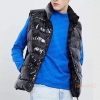 Down jacket winter Vests Parkas Men's Outerwear Coat Hooded Waterproof For Men And Women Windbreaker Hoodie Thick clothing Keep warm hat Lightweight puffer jackets