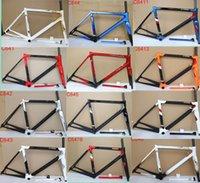 Mehr 28 farbe c64 carbon road bike rahmen c64 fahrradrahmen größe 48/50/52 / 54 / 56cm kann für xdb dpd