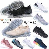 2018 New Arrivals Men women classic Outdoor 2.0 Run Shoes Black White Sport Shock Jogging Walking Hiking casual shoes #487