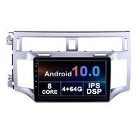Android 10.0 자동차 DVD 라디오 플레이어 GPS Toyota Avalon 2006-2010 헤드 유닛 WiFi USB IPS 화면 8 코어 2 DIN