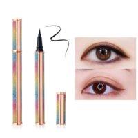 Makeup 9 Styles Self-adhesive Eyeliner Pen Glue-free Magnetic-free for False Eyelashes Waterproof Eye Liner Pencil Top Quality