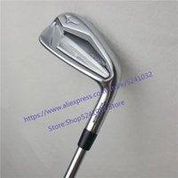 Mens Golf Club 8pcs Iron JPX919 Ensemble Foregge Freed Clubs 4-9pg R / S FLEX ARBRE ACIER AVEC COUVERTURE COUVERT DE