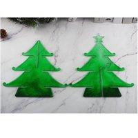 3D Рождественская елка хранения шельфа Sile Flows для DIY Craft Epoxy смола плесень ювелирных изделий Maki Bbybil