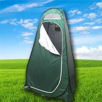 Portable Outdoor-Pop-up-Toiletten-Anziehungsraum-Raum-Privatsphäre Schutzzelt 661 S2