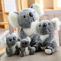 Little koala doll plush toy cute stuffed animal dolls children home decoration birthday gift