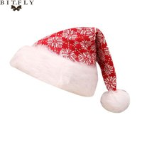 Christmas Decorations Sweater Santa Hat Snowflake Knitted Winter Gift For Adult Ornaments Year Party Supplies