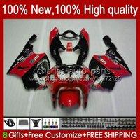Корпус кузова для Kawasaki Ninja Red Glossy New ZX-750 ZX7R ZX750 ZX 7 R ZX 750 28HC.54 ZX 7R 1996 1997 1997 1998 1999 2000 2001 2002 2003 ZX-7R 96 97 98 99 00 01 02 03 OEM FACKING