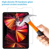 10.2 Inch For IPad 7 8th Generation 2021 -9H Premium Tablet Tempered Glass Screen Protector Film Guard Cover PC Protectors
