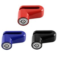 Theft Protection Good Quality Motorcycle Bicycle Sturdy Wheel Disc Brake Lock Security Anti Thief Alarm Disk Rotor