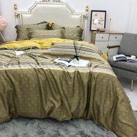 Yovepii 100% LF Tencel постельное белье Высококачественная одежда Пододеятельная крышка Лист наволочка Домашняя текстильная постельное белье Элегантная роскошная комната декор