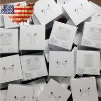 1pc Auriculares Bluetooth Pods 2 Pro W1 Auriculares 2da generación