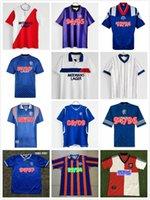 1982 83 86 87 LAUDRUP RETRO Soccer Jerseys 88 89 ALBERTZ 90 91 GASCOIGNE 92 93 MCCOIST FERGUSON 94 95 96 GATTUSO Home Away Football Shirt