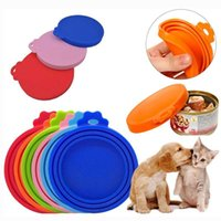 Kitchen Storage & Organization Food Seal Mould Proof Can Cover Tin Case Fresh Keeping Lids Gasket