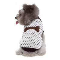 Dog Apparel Sweater Soft Comfortable Warm Fashion Classic Bone Pattern Durable Pet Daily Wear Clothes In Autumn And Winter
