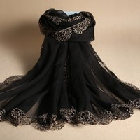 Shawls Spring metal Lace Silk pure color mulberry silk women's beach sun proof air conditioner