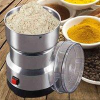 حبوب المطبخ القهوة الكهربائية المكسرات الفاصوليا التوابل الحبوب طحن آلة طاحونة القهوة متعددة الوظائف 220 فولت