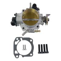 AP03 Skunk 2 Alpha 70mm Corpo do acelerador c / calibrado Blox TPS para CIVIC B D Série C, para Acura Integra 309051050