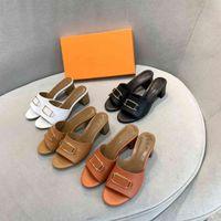 Роскошные женские сандалии Sandals Designer повседневная обувь Летние тапочки на открытом воздухе Beach Ladies Brand Sandal высокое качество на липучке на липучке обувь аркада нескользящая плоская