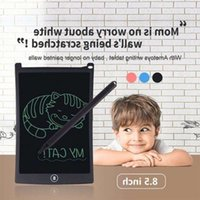 2021 Educational Toys Gift 8.5Inch scoreboard Lcd screen Write tablet Digital graphical drawing Tablets Electronic handwriting Pad Board + Pen