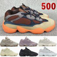 Enflamme 500 Hommes réfléchissants Chaussures de course Vision Soft Vision Bone Blanc Stone Utilitaire Black Blush Moon Jaune Salt Jaune Femmes Sneakers Baskets
